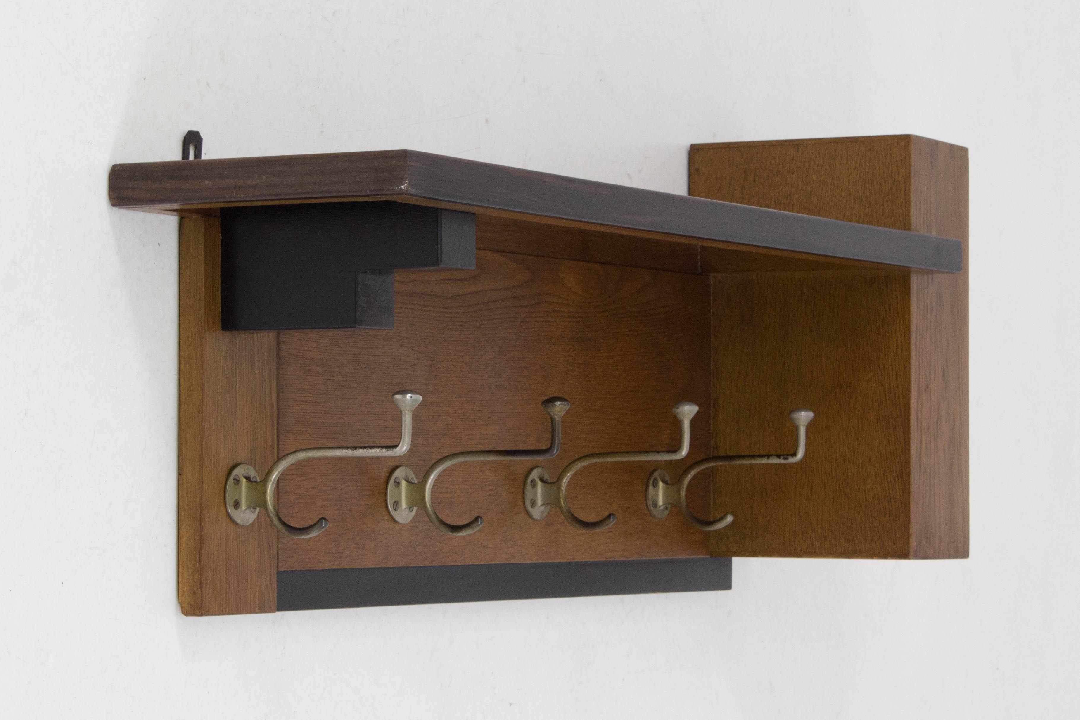 Wonderbaar Haagse School kapstok ontwerp P.E.L. Izeren voor Genneper Molen AL-76